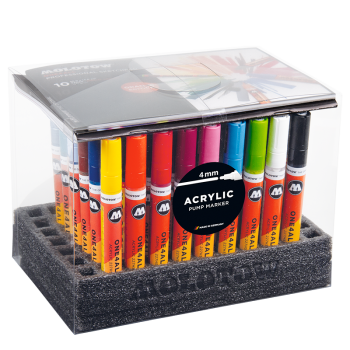Molotow  ONE4ALL 227HS Display-Set Complete