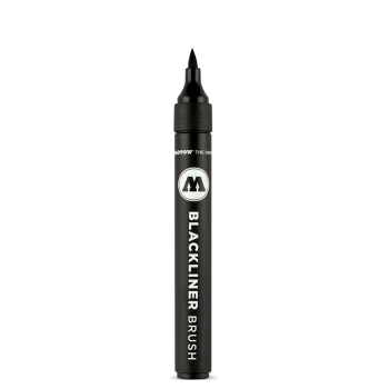 MOLOTOW BLACKLINER BRUSH