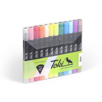 Toki Marker 12set - set 2