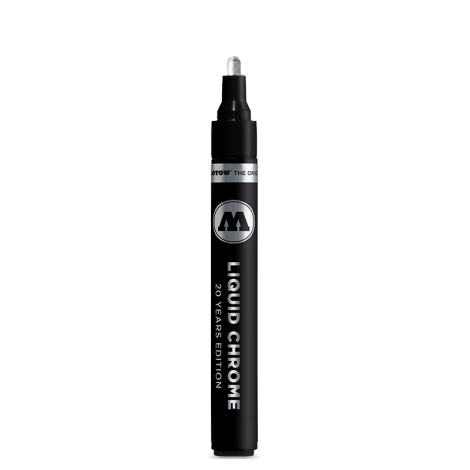 MOLOTOW LIQUID CHROME 4mm