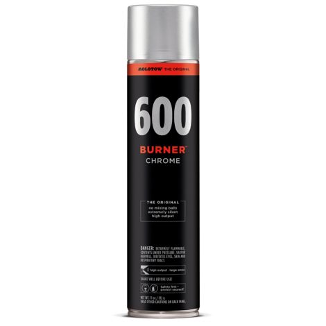 Molotow Burner Chrome 600ml