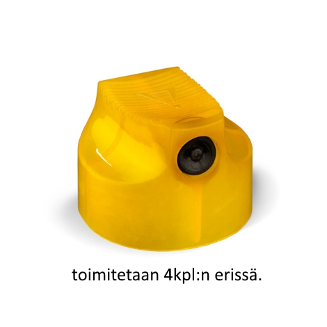 German Skinny yellow / black