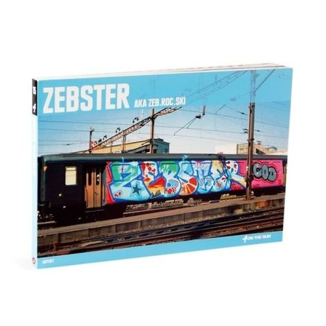 OTR BOOKS #15 / ZEBSTER
