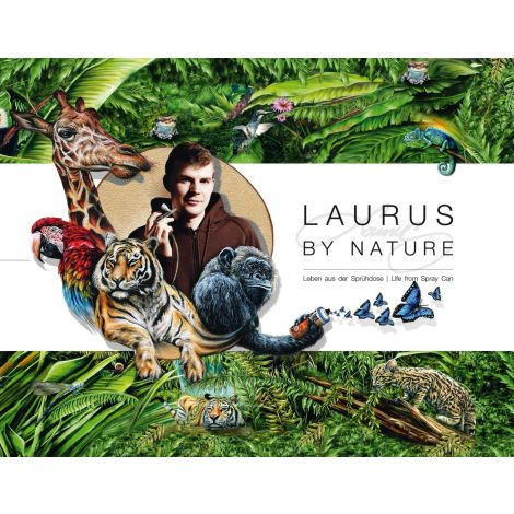 "Lars Oschatz ""Laurus by Nature"" Artbook"
