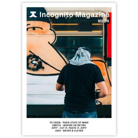 Incognito 24 magazine