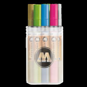 MOLOTOW ONE4ALL™ ACRYLIC TWIN Main Kit  - 12 pcs. box