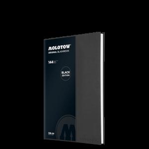 MOLOTOW Blackbook DIN A4 - pysty