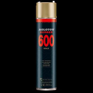 MOLOTOW Burner Gold 600ml
