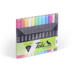 Toki Marker 12set - set 3