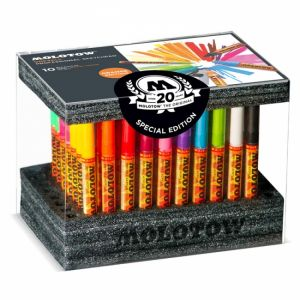 MOLOTOW ONE4ALL 127HS Complete Set 20 Years Edition