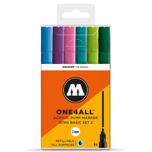 MOLOTOW ONE4ALL 127HS Basic-Set 2