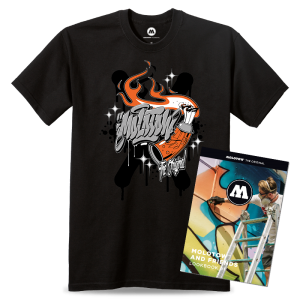MOLOTOW AND FRIENDS T-SHIRT TASTE