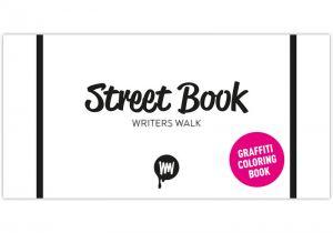 Street Book värityskirja