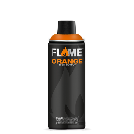 FLAME ORANGE 400 ML