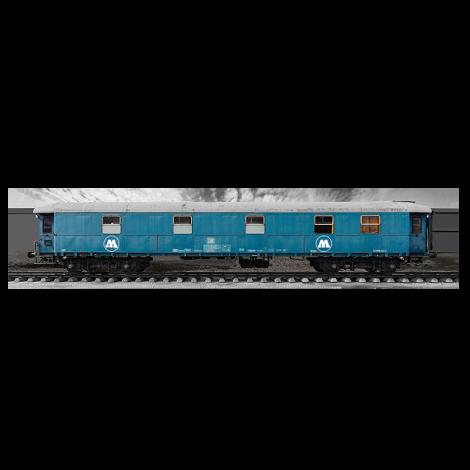 3D Poster MOLOTOW Train pieni
