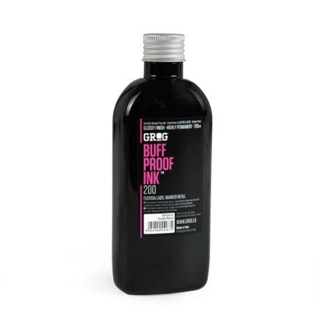 Grog Buff Proof Ink 200