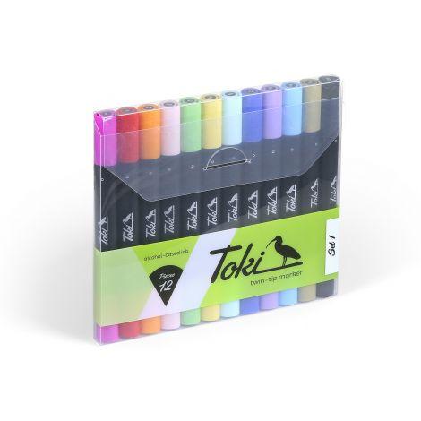 Toki Marker 12set set 1