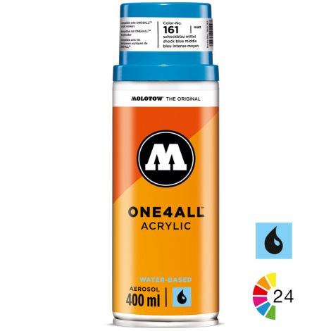 ONE4ALL ACRYLIC SPRAY 400 ML