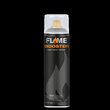 Flame Orange BOOSTER 500ml thick black
