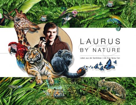 "Lars Oschatz ""Laurus by Nature"" Artbook"