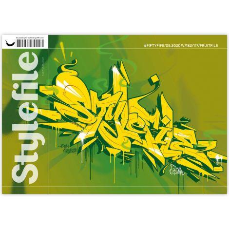 Stylefile 55 magazine